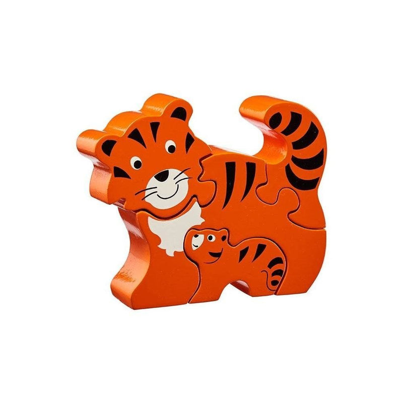 Lanka Kade - Simple puzzles - Tiger & cub