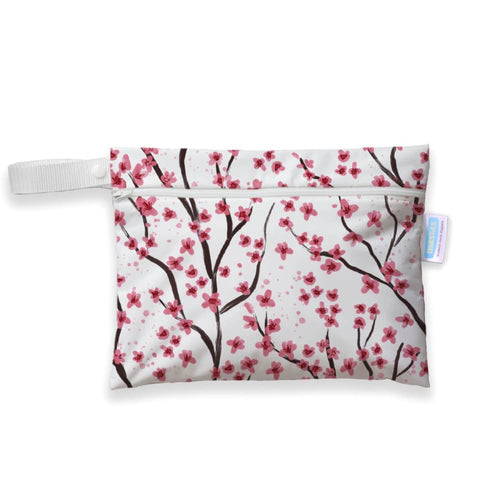 Thirsties - Mini Wet Bag - Sakura