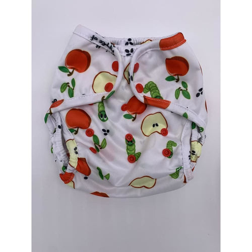 West Coast Dipes - One Size Nappy Cover - Napa Valley