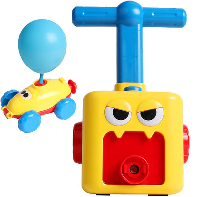 Ultimate Balloon Car Launcher