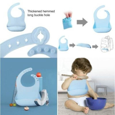 Children's Silicone Bib