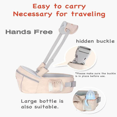 Multifunctional Baby Holding Sling & Seat