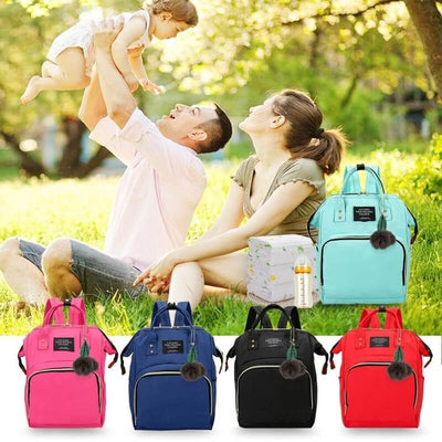 Multifunctional Large Capacity Baby Bag