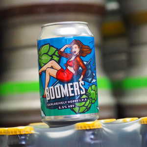 Boomers 330ml Cans