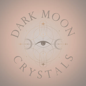 Dark Moon Crystals // Shop Ethically Sourced, High Vibrational Crystals