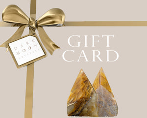 Dark Moon Crystals Gift Card