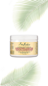 SHEA MOISTURE Strengthen and Restore Leave-In Conditioner