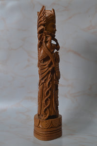 sandalwood queen vintage items - Malji Arts