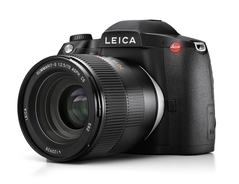 Leica S3 Medium Format DSLR - Body Only