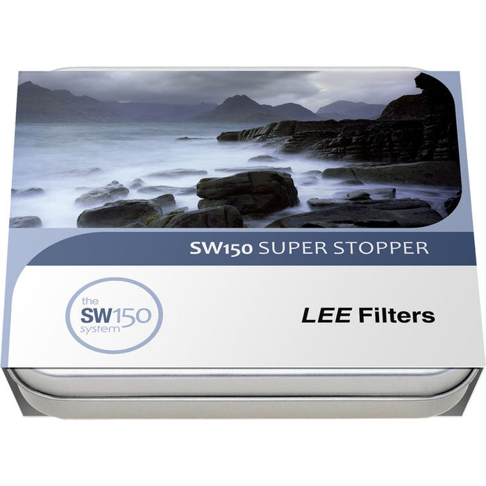 LEE Filters 150 x 150mm SW150 Super Stopper Neutral Density 4.5 Filter (15 Stop)