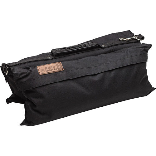 Kupo Empty Refillable Sandbag 22.4 lb, - Black