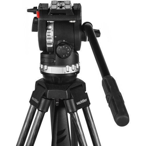 Sachtler Ace XL Fluid Head for Digital Cine Style and DSLR Cameras