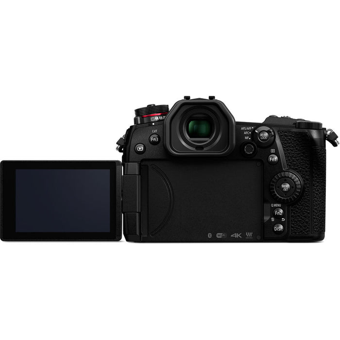 Panasonic LUMIX G9 - Body