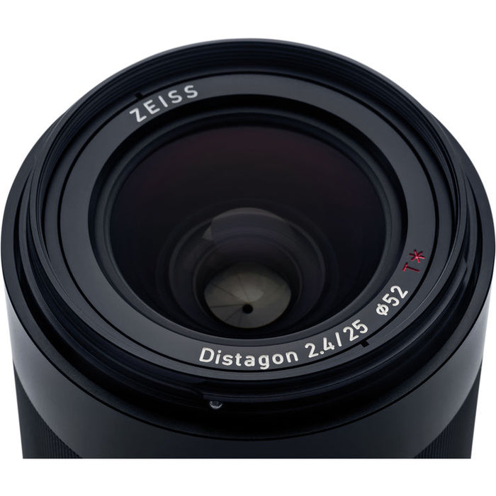 ZEISS Loxia 25mm f/2.4 Lens - Sony E Mount