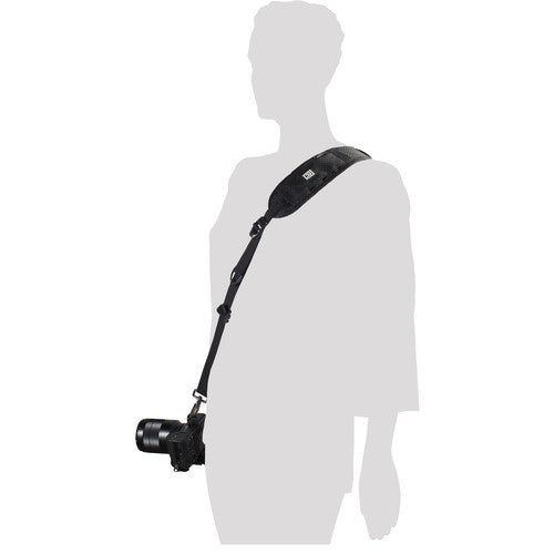 BlackRapid 10-Year Anniversary Edition Classic Retro RS-4 Camera Strap - Black