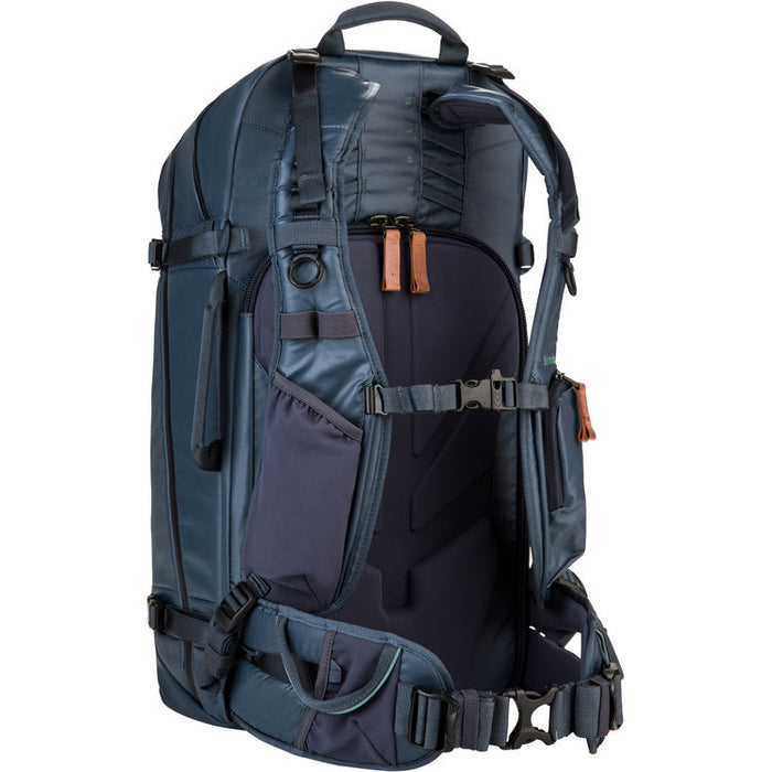 Shimoda Designs Explore 40 Backpack Starter Kit with 2 Small Core Units - Blue Nights