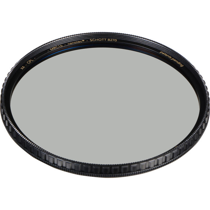 Breakthrough Photography 95mm X4 Brass Circular Polarizer Filter