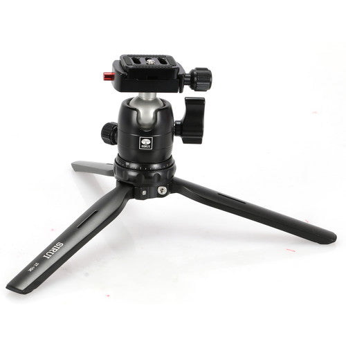 Sirui 3T-15 Tabletop Tripod with B-00 Ball Head - Black
