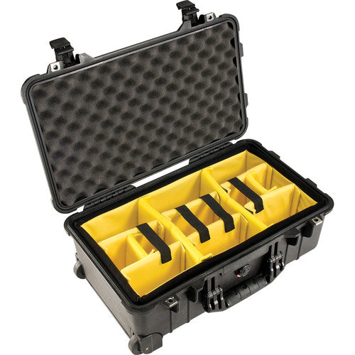 Pelican Divider Set for 1510 Case - Yellow and Black