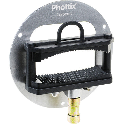 Phottix Cerberus Multi Mount Holder with Bowens Speed Ring