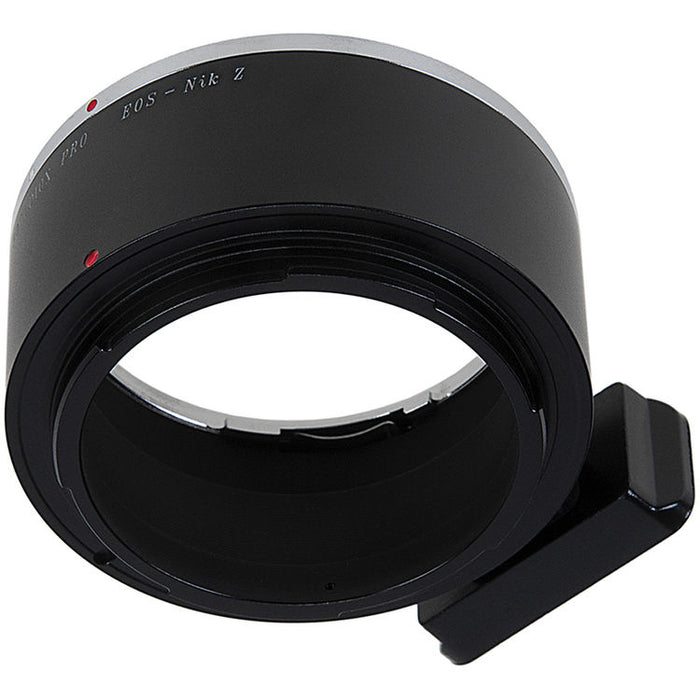FotodioX Canon EF Lens to Nikon Z-Mount Camera Pro Lens Adapter