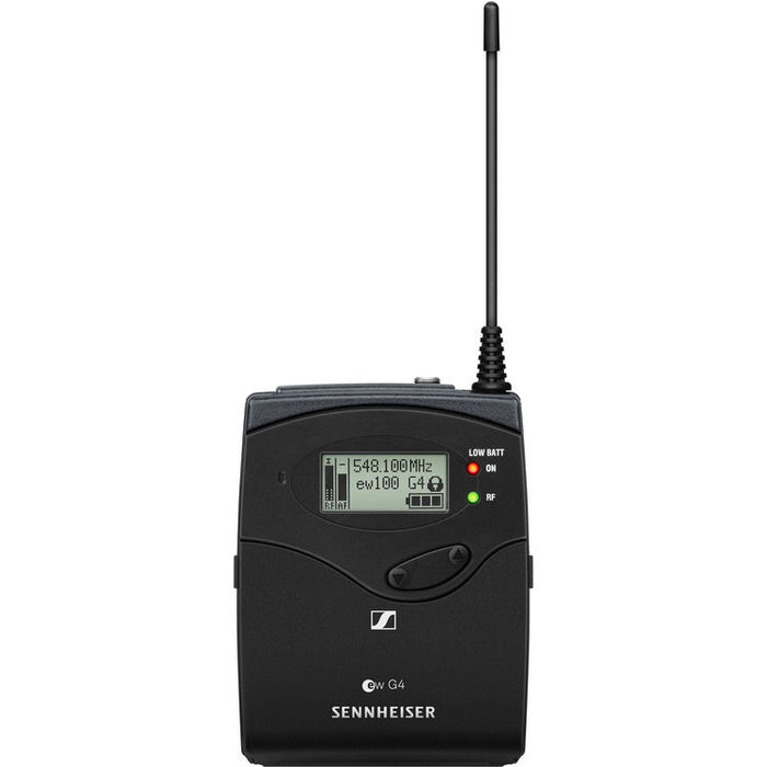 Sennheiser EW 112P G4-A Camera-Mount Wireless Omni Lavalier Microphone System (A: 516 to 558 MHz)