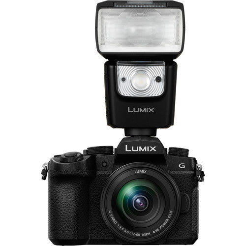 Panasonic LUMIX DMC-G95 Camera w/ 12-60mm F3.5-5.6 Lens