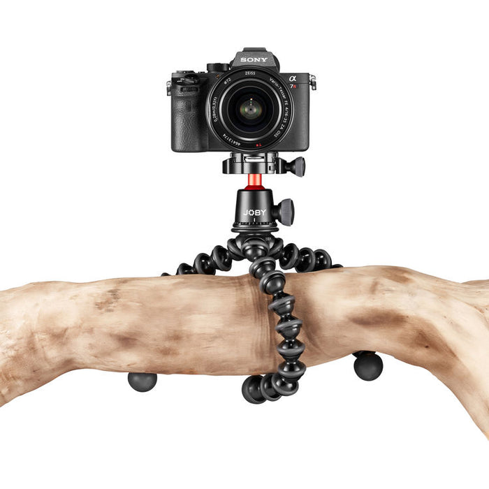 Joby GorillaPod 3K PRO Kit - Black/Charcoal/Red