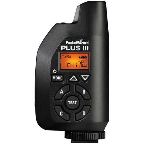 PocketWizard Plus IIIe Transceiver