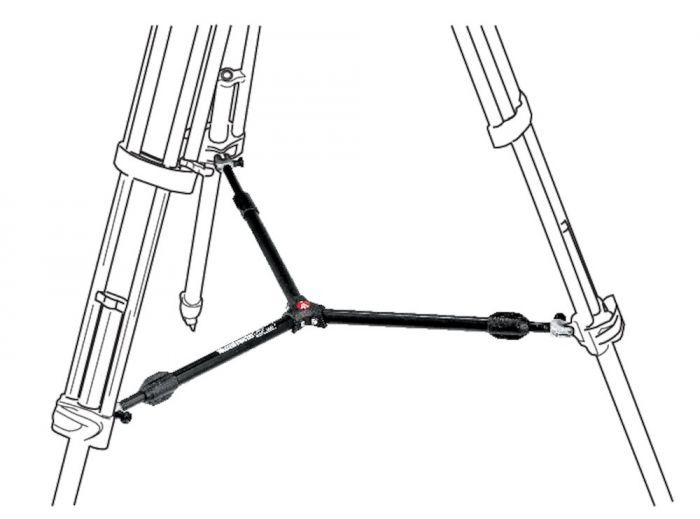 Manfrotto Mid-Level Spreader