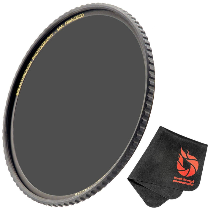 Breakthrough Photography 46mm X4 Solid Neutral Density 0.9 Filter - 3 Stop