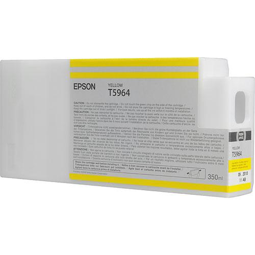Epson 7900/9900 Yellow Ultrachrome HDR Ink - 350ml