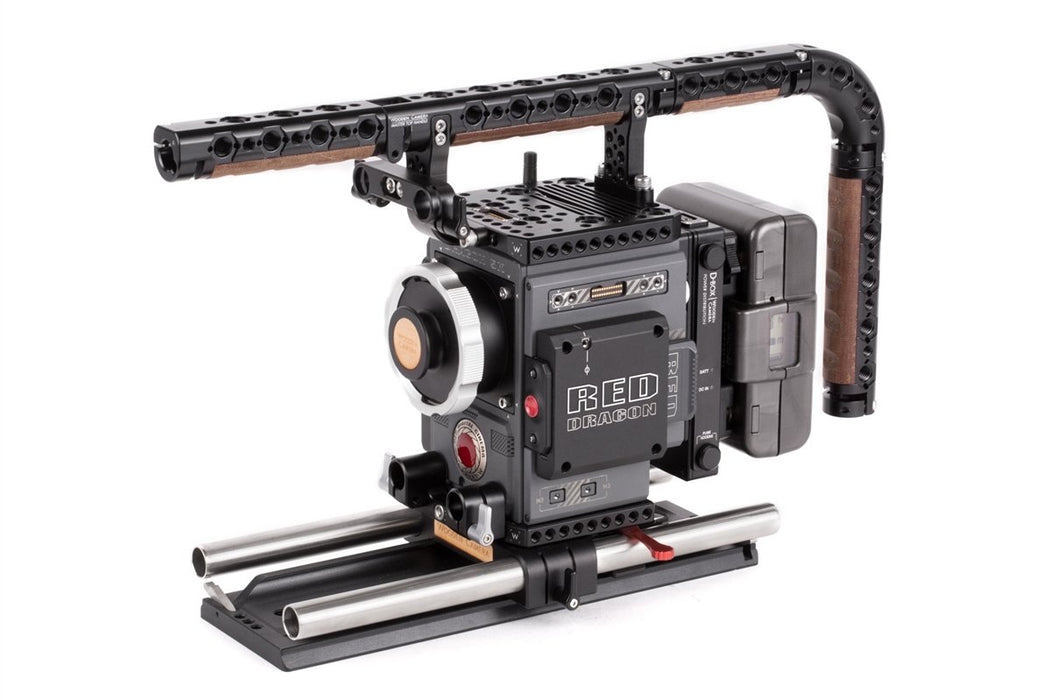 Wooden Camera Master Top Handle for RED DSMC2