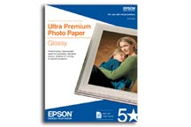 Epson Ultra Premium Photo Paper Glossy 8.5x11-20