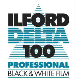 Ilford Delta 100 8x10 - 25 Sheets