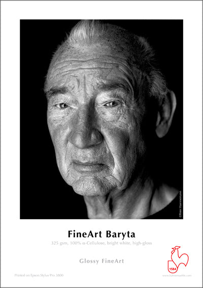 Hahnemuhle FineArt Baryta 17x22 - 25 Sheets