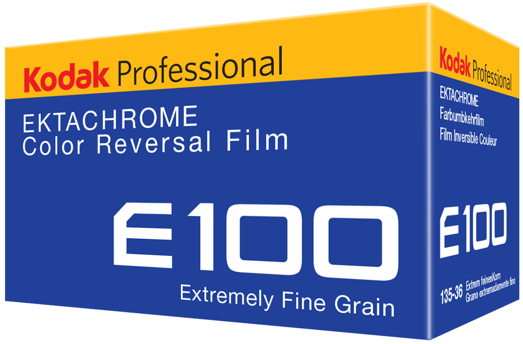 Ektachrome E100 135-36 Slide Film