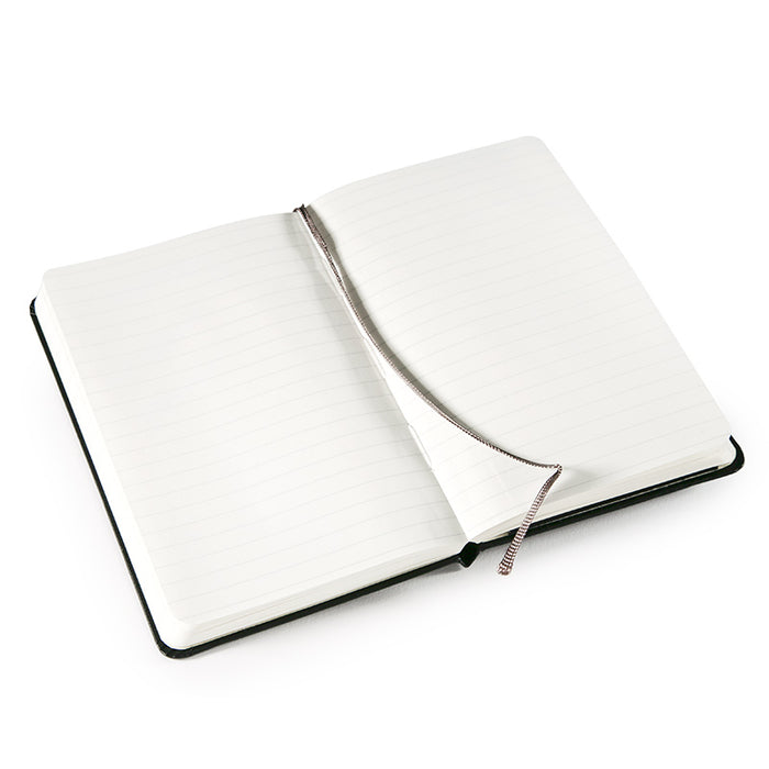 "Moleskine Large Ruled 5 x 8.25"" Notebook MBL14"