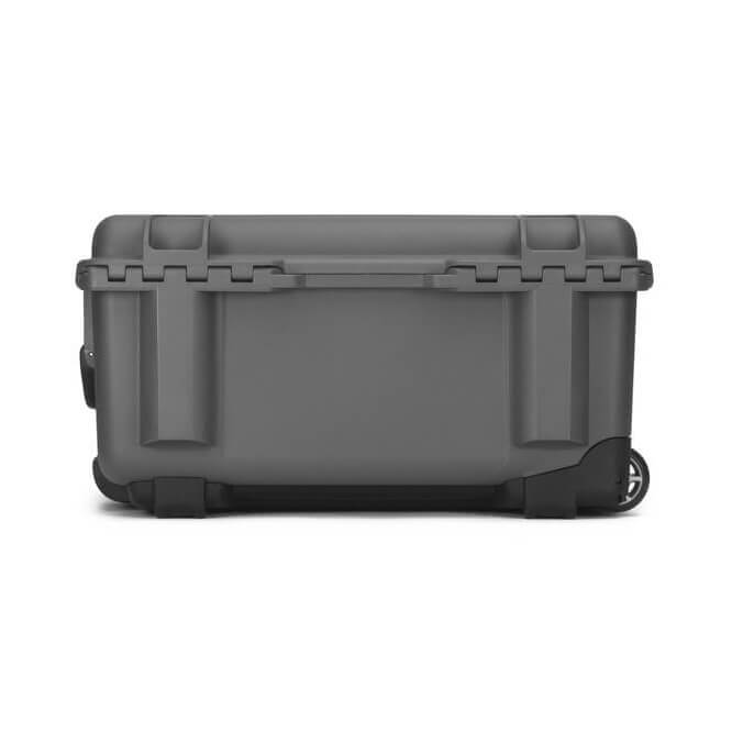 Nanuk 950 Protective Rolling Case with Foam Inserts - Graphite