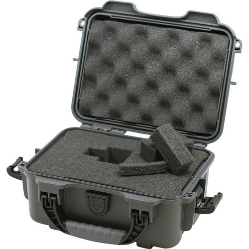 Nanuk 904 Case with Foam - Graphite