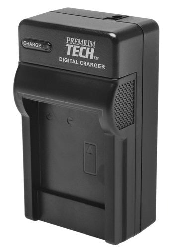 Premium Tech PT-10 Battery Charger Sony NP-FM500H / F550 / FM50 / FM70 / FM90