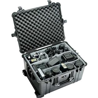 Pelican 1620 Case - Black