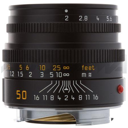Leica Summicron-M 50mm f/2 Manual Lens 11826