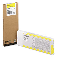 Epson Stylus Pro 4800/4880 UltraChrome K3 Ink 220ml - Yellow