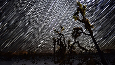 Glazer's Live: Star Trails… Giving the Night Sky a New Spin with Nikon