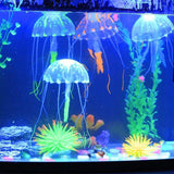 Jellyfish Aquarium Decoration