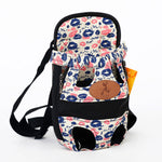 HOOPET Carrier for Dogs Pet Dog Carrier Backpack Mesh Outdoor Travel Products Breathable Shoulder Handle Bags for Small Dog Cats
