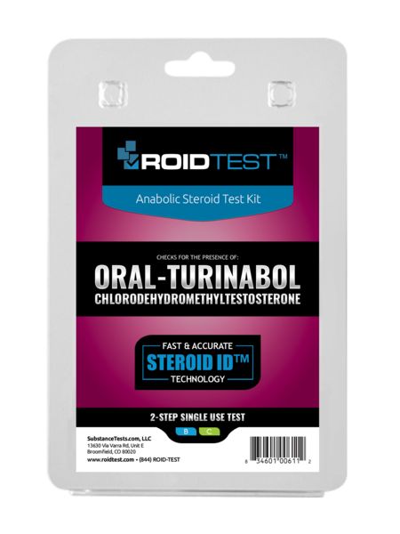 Oral Turinabol Test Kit