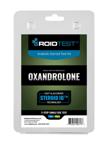Oxandrolone Test Kit