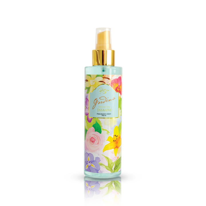 Rossa Beauty Gardenia Fragrance Mist – Enchanting Jasmine
